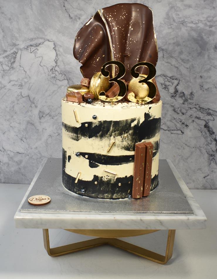 Torta Decorada Para Hombre Daya S Cakes